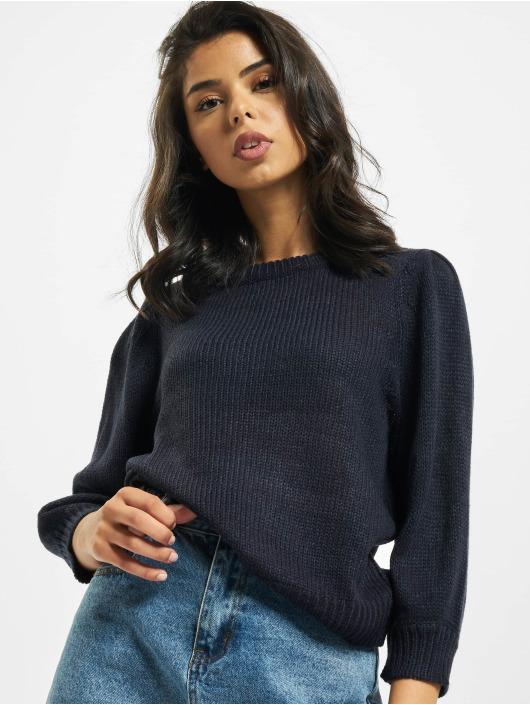 Only Pullover onlNicoya 3/4 blue