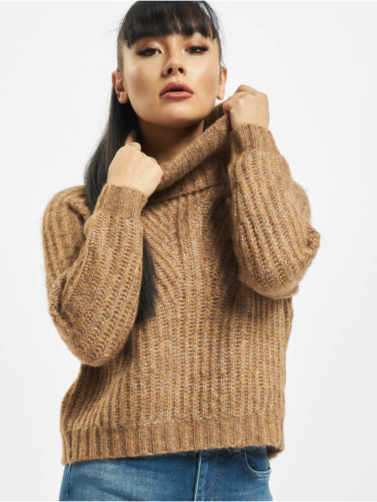 Only Pullover onlNew Chunky braun