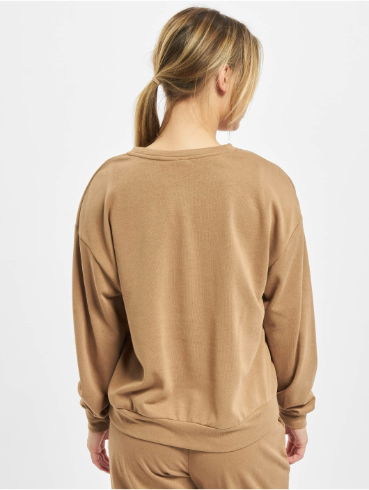 Only Pullover onlChrissy Life brown