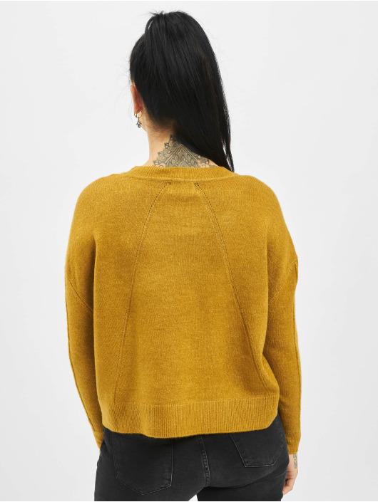 Only Pullover onlNew Miramar gelb