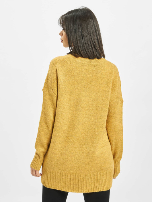 Only Pullover onlNanjing gelb