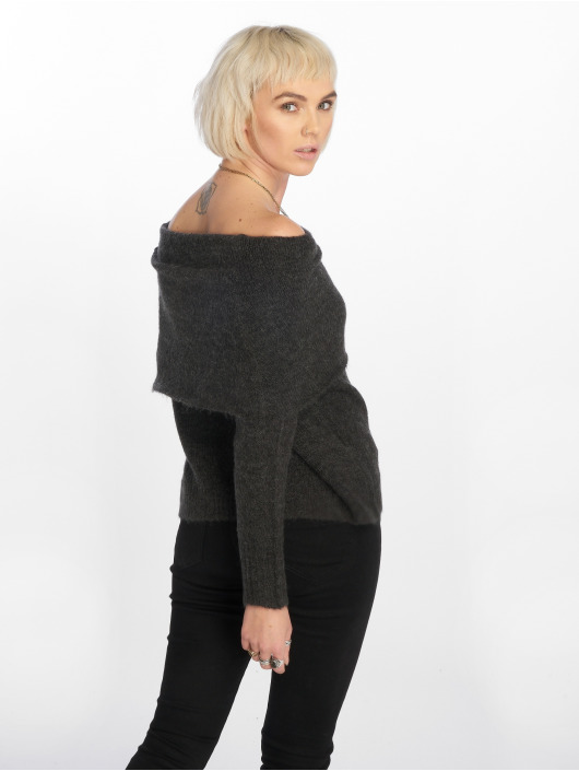Only Pullover onlBergen grau
