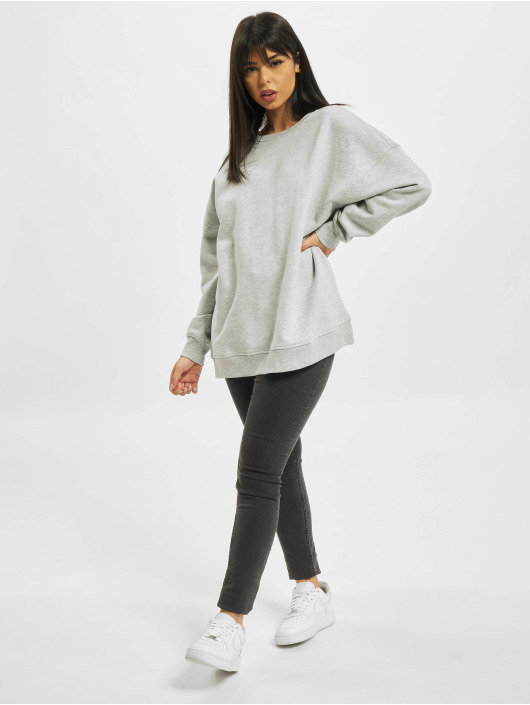 Only Pullover onyFave Life grau
