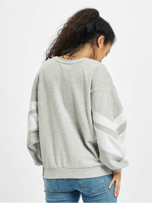 Only Pullover onlJossa Sporty grau