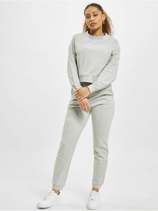 Only Pullover onlZoey Life Raglan gray