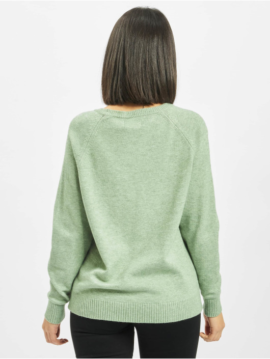 Only Pullover onlLesly Kings Knit Noos green
