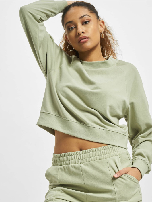Only Pullover onlZoey Life Raglan green