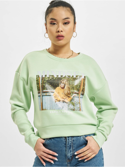 Only Pullover onlZiggy Box green