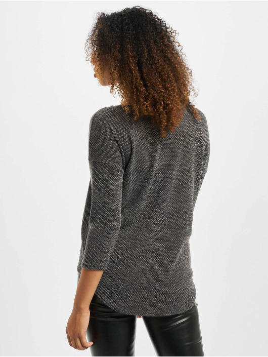 Only Pullover onlAlba NOS 3/4 Jersey grey