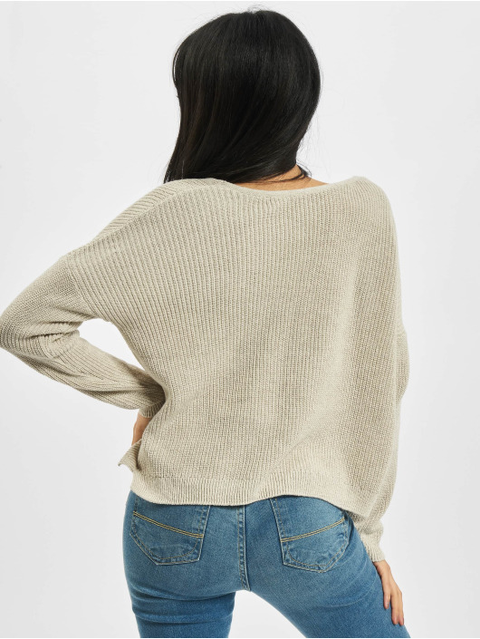 Only Pullover onlBrynn Life Knit grey