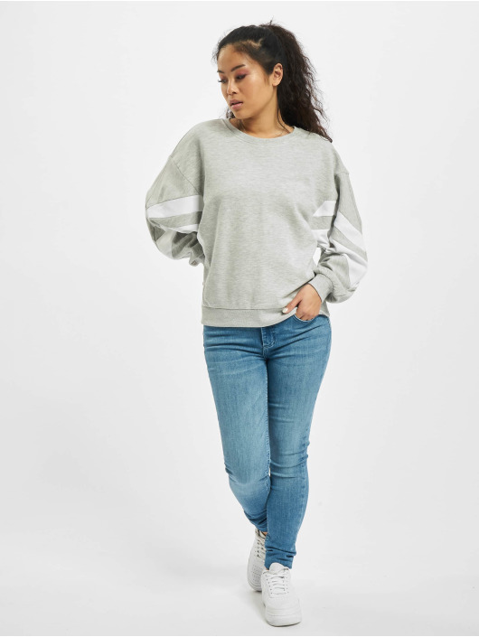 Only Pullover onlJossa Sporty grey