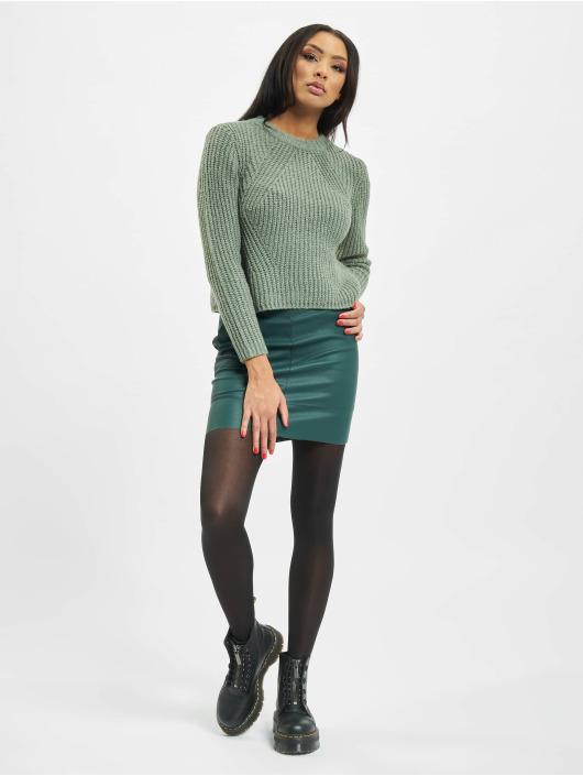 Only Pullover onlFiona Knit grün