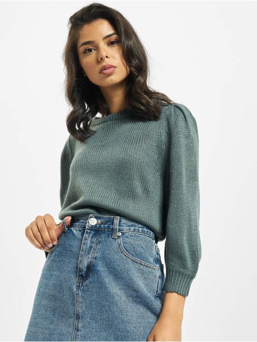 Only Pullover onlNicoya 3/4 grün