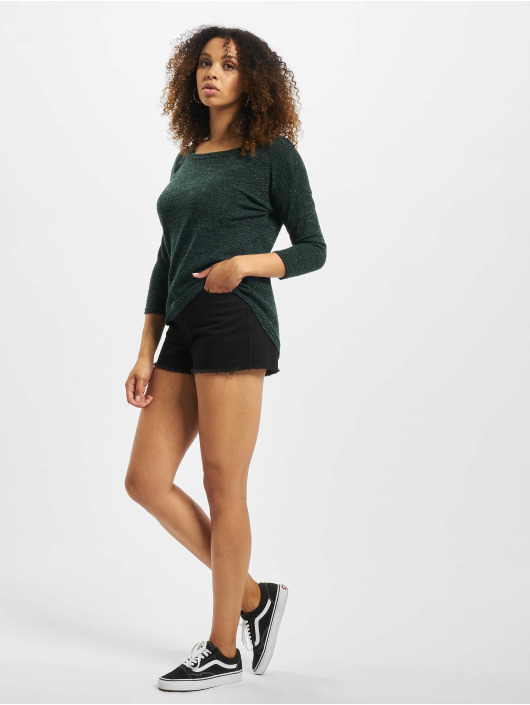 Only Pullover onlAlba 3/4 Noos grün