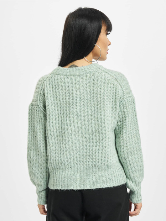 Only Pullover onlNew Chunky grün