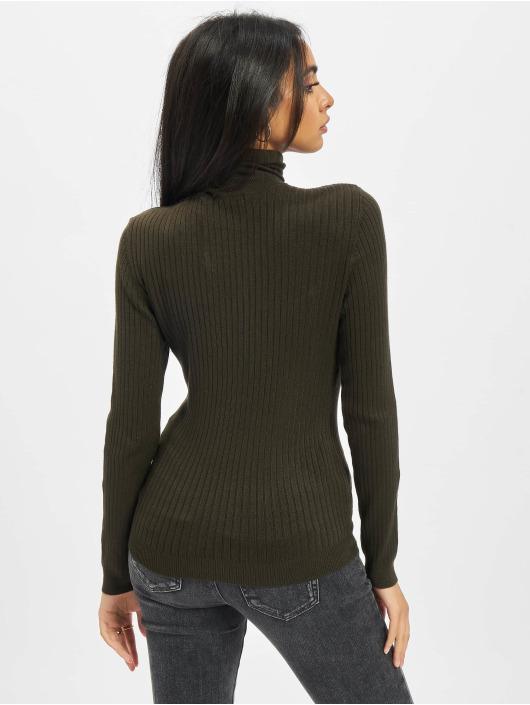 Only Pullover Onlkarol grün