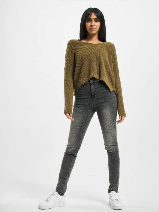 Only Pullover onlBrynn Life Knit olive