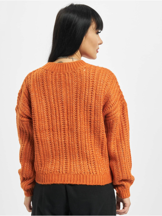Only Pullover onlPolly orange
