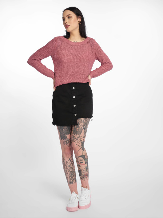 Only Pullover onlGeena Xo Noos pink