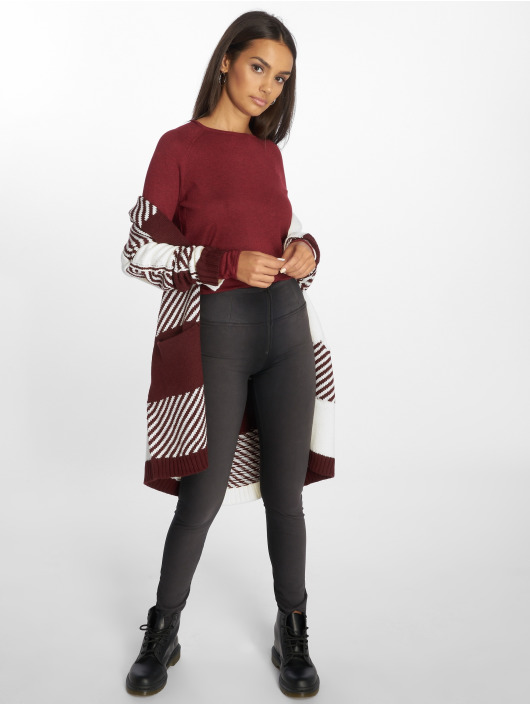 Only Pullover onlMila red