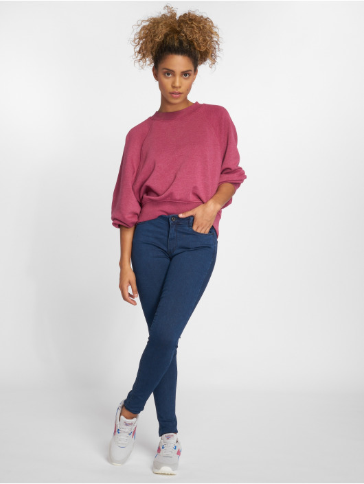 Only Pullover onlSteonlStella Batwing red