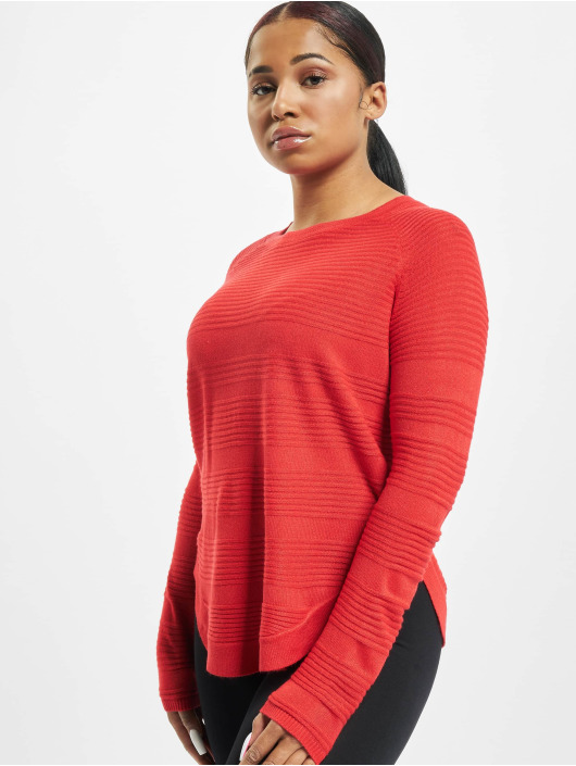 Only Pullover onlCaviar Knit red