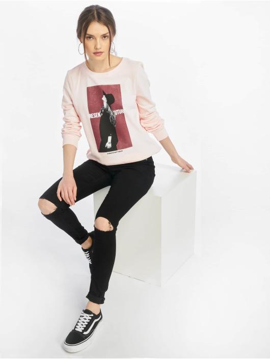 Only Pullover onlMiamaja Photo rosa
