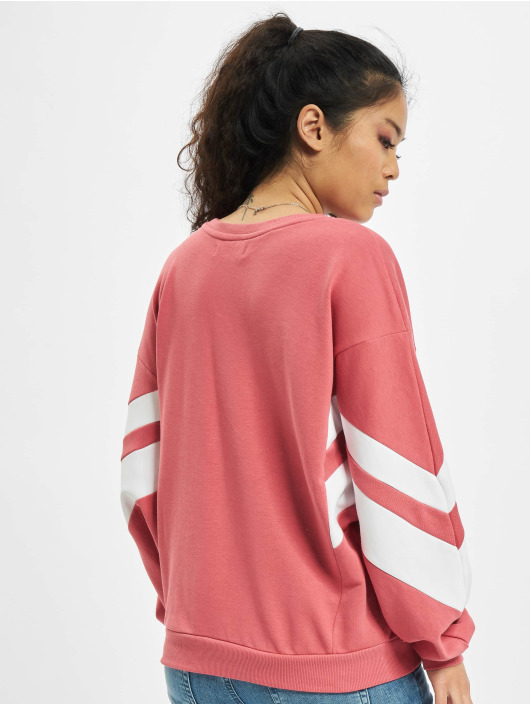 Only Pullover onlJossa Sporty rosa