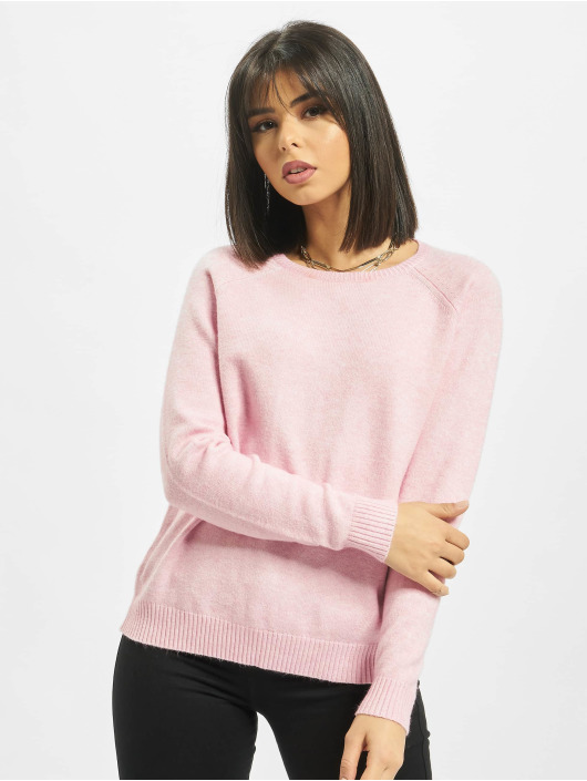 Only Pullover onlLesly Kings Knit Noos rose