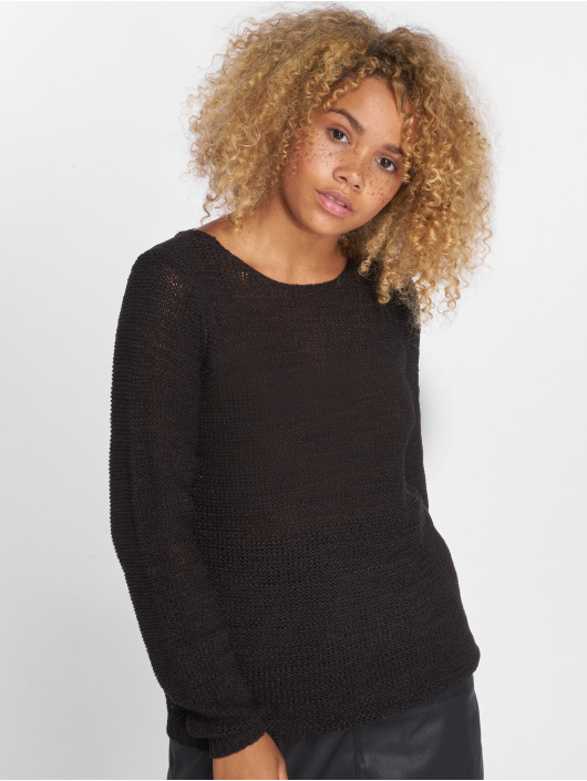 Only Pullover onlGabbi String schwarz