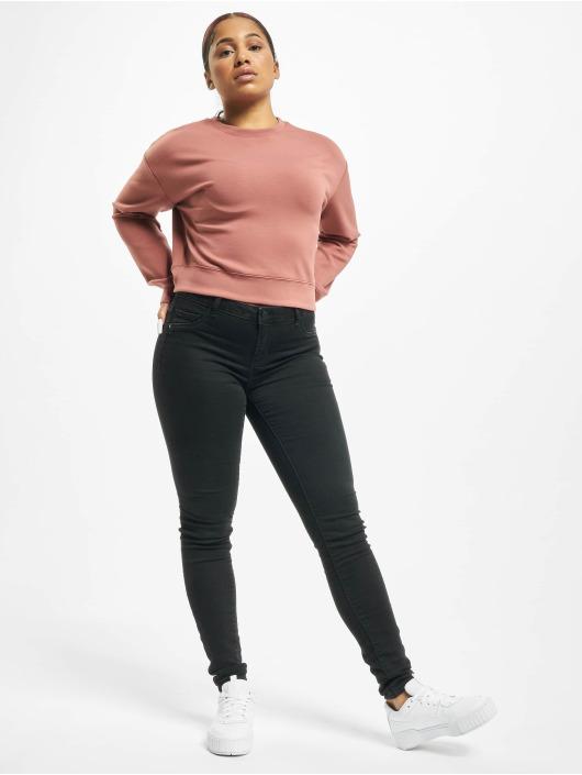 Only Pullover onlScarlett O-Neck violet