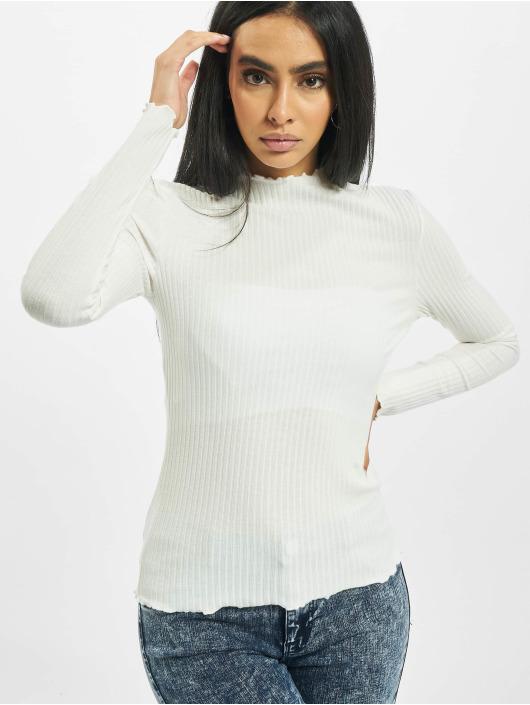Only Pullover onlEmma High Neck Noos weiß