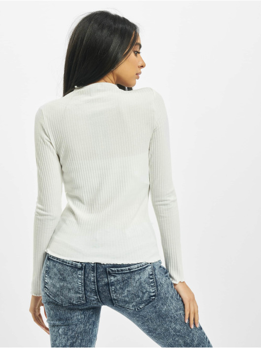 Only Pullover onlEmma High Neck Noos white
