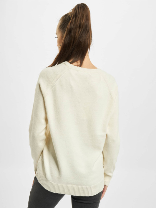 Only Pullover onlLesly Kings Noos white