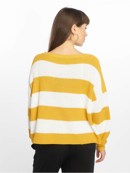 Only Pullover onlCampos yellow