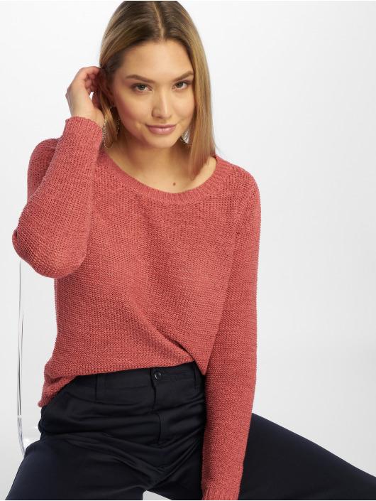 Only Puserot onlGeena Xo Knit roosa