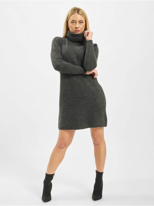 Only Robe onlJana Wool Knit gris