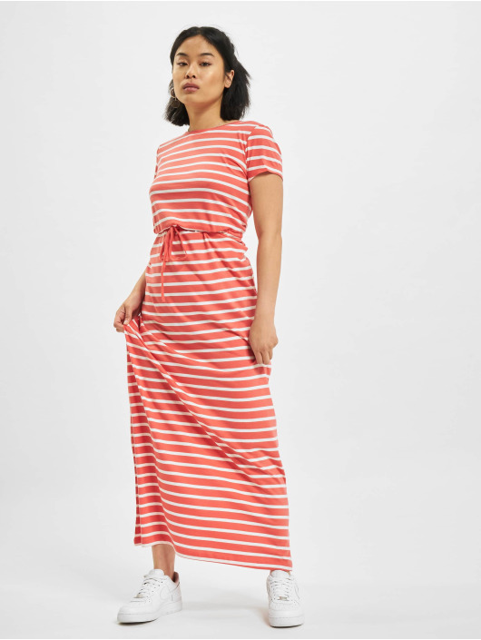 Only Robe onlMay Life Shortsleeve String rouge
