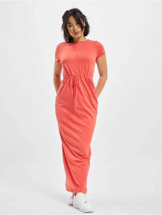 Only Robe May Life String Maxi rouge
