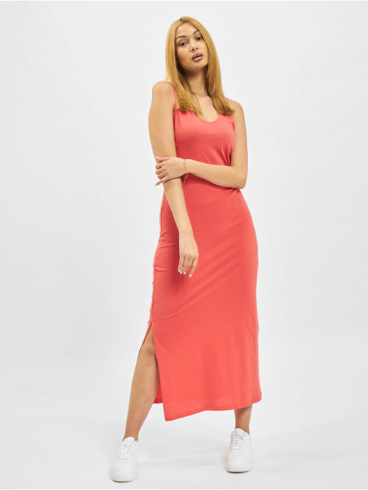 Only Robe onlMay Life S/L V-Neck rouge