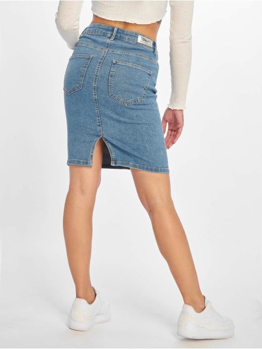 Only Rock onlKiss High Denim Skirt blau