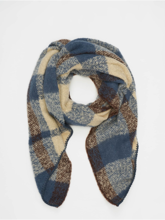 Only Scarve onlLima New Check indigo