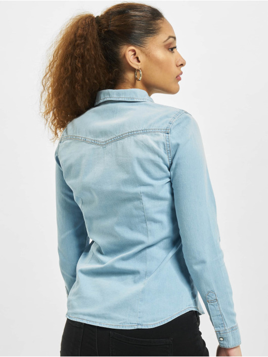 Only Shirt onlRockit Life blue
