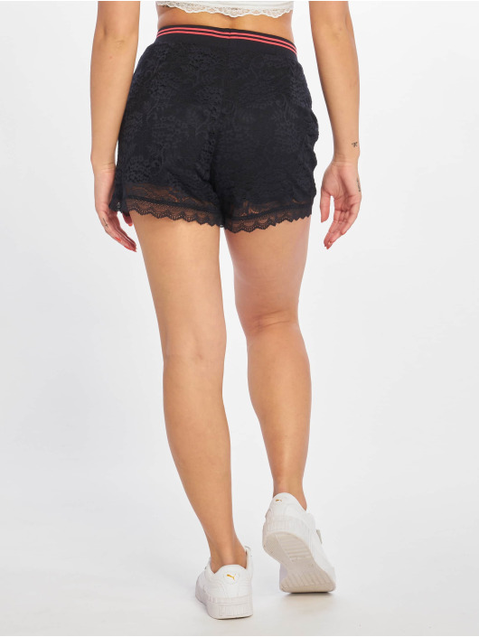 Only Short onlGwen Lace blue