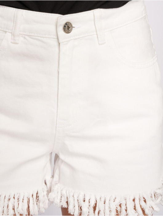 Only Short onlMary Frills white
