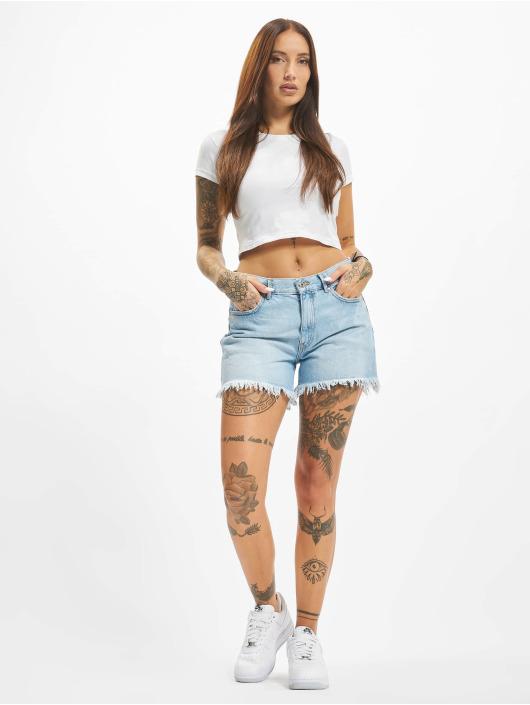 Only Shorts onlDivine blau