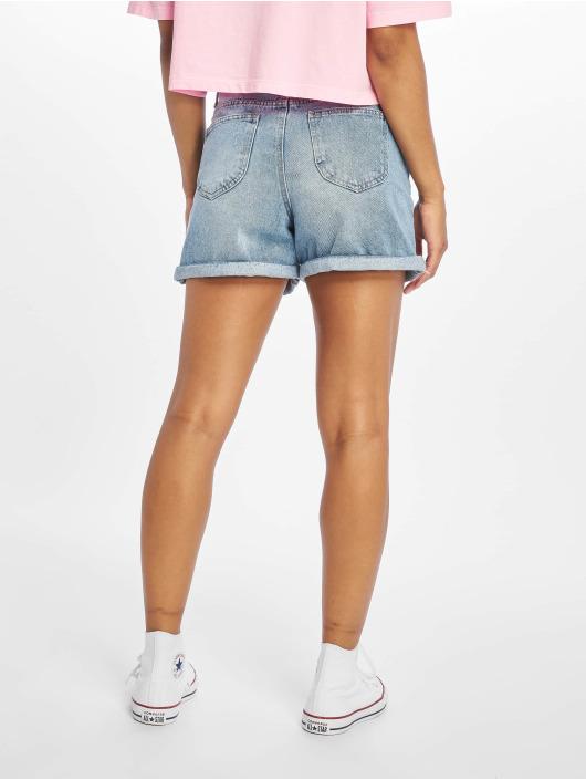 Only Shorts onlLola Mom Midi Denim blau