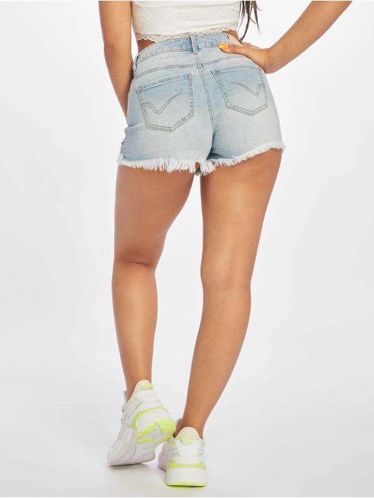 Only Shorts onlCarmen Regular Lace blau