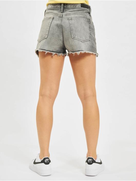 Only Shorts Life Denim grå