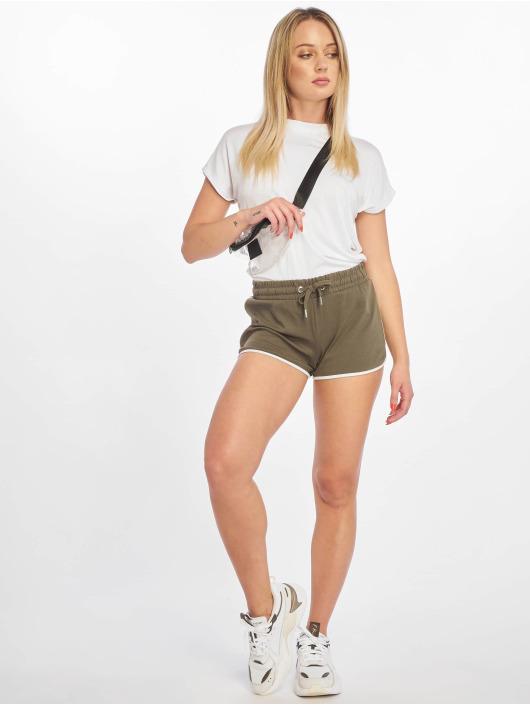 Only Shorts onlCami grøn